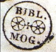 symbol of stadtbibliothek mainz